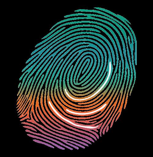Thumb Print Sustainable Business Brand Identity